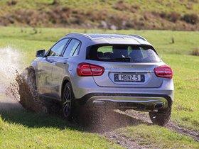 Ver foto 10 de Mercedes Clase GLA 250 4MATIC X156 Australia 2014
