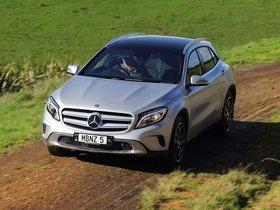 Ver foto 9 de Mercedes Clase GLA 250 4MATIC X156 Australia 2014