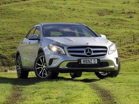 Ver foto 8 de Mercedes Clase GLA 250 4MATIC X156 Australia 2014