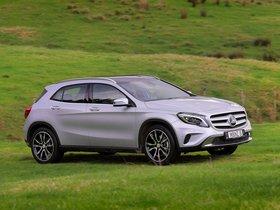 Ver foto 7 de Mercedes Clase GLA 250 4MATIC X156 Australia 2014