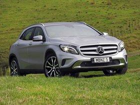 Ver foto 6 de Mercedes Clase GLA 250 4MATIC X156 Australia 2014