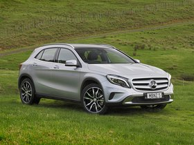 Ver foto 5 de Mercedes Clase GLA 250 4MATIC X156 Australia 2014
