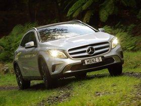 Ver foto 4 de Mercedes Clase GLA 250 4MATIC X156 Australia 2014