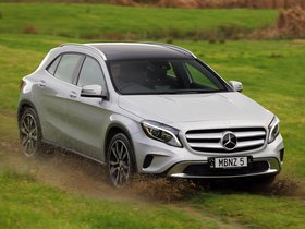 Ver foto 2 de Mercedes Clase GLA 250 4MATIC X156 Australia 2014