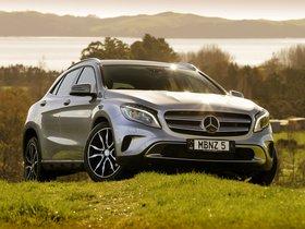 Ver foto 19 de Mercedes Clase GLA 250 4MATIC X156 Australia 2014