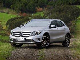 Ver foto 18 de Mercedes Clase GLA 250 4MATIC X156 Australia 2014