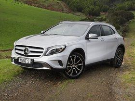 Ver foto 17 de Mercedes Clase GLA 250 4MATIC X156 Australia 2014