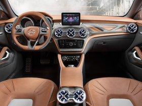 Ver foto 32 de Mercedes Clase GLA Concept 2013