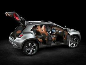 Ver foto 23 de Mercedes Clase GLA Concept 2013