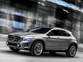 Ver foto 22 de Mercedes Clase GLA Concept 2013
