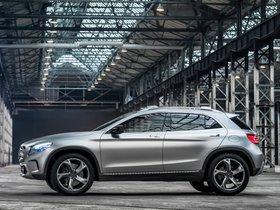 Ver foto 21 de Mercedes Clase GLA Concept 2013