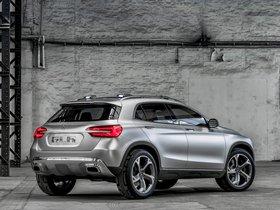 Ver foto 20 de Mercedes Clase GLA Concept 2013
