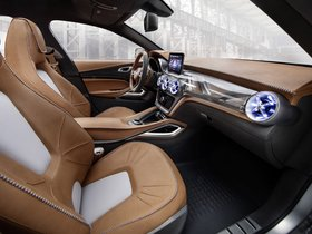 Ver foto 18 de Mercedes Clase GLA Concept 2013
