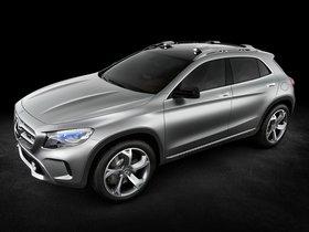 Ver foto 17 de Mercedes Clase GLA Concept 2013