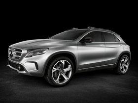 Ver foto 16 de Mercedes Clase GLA Concept 2013