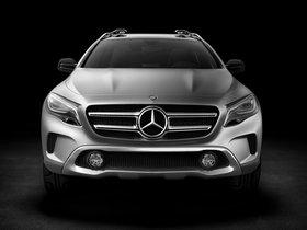 Ver foto 14 de Mercedes Clase GLA Concept 2013