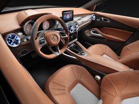 Ver foto 31 de Mercedes Clase GLA Concept 2013