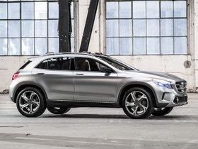 Ver foto 12 de Mercedes Clase GLA Concept 2013