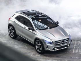 Ver foto 11 de Mercedes Clase GLA Concept 2013