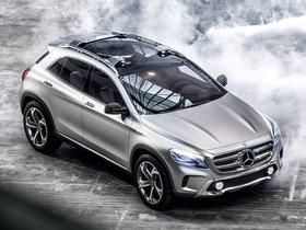 Ver foto 10 de Mercedes Clase GLA Concept 2013