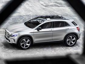 Ver foto 9 de Mercedes Clase GLA Concept 2013