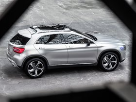 Ver foto 8 de Mercedes Clase GLA Concept 2013