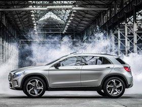 Ver foto 7 de Mercedes Clase GLA Concept 2013