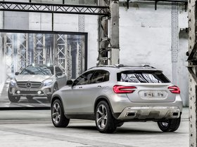 Ver foto 6 de Mercedes Clase GLA Concept 2013