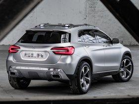Ver foto 5 de Mercedes Clase GLA Concept 2013