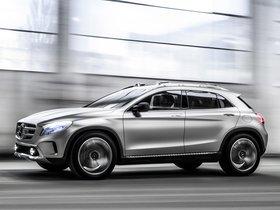 Ver foto 4 de Mercedes Clase GLA Concept 2013