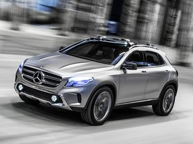 Ver foto 3 de Mercedes Clase GLA Concept 2013