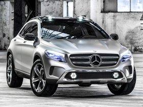 Ver foto 1 de Mercedes Clase GLA Concept 2013