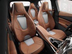 Ver foto 29 de Mercedes Clase GLA Concept 2013