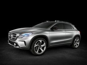 Ver foto 27 de Mercedes Clase GLA Concept 2013