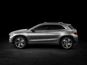 Ver foto 26 de Mercedes Clase GLA Concept 2013