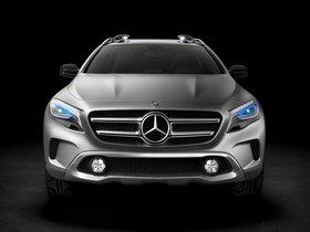 Ver foto 24 de Mercedes Clase GLA Concept 2013