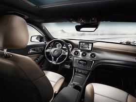 Ver foto 9 de Mercedes Clase GLA Edition 1 X156 2013