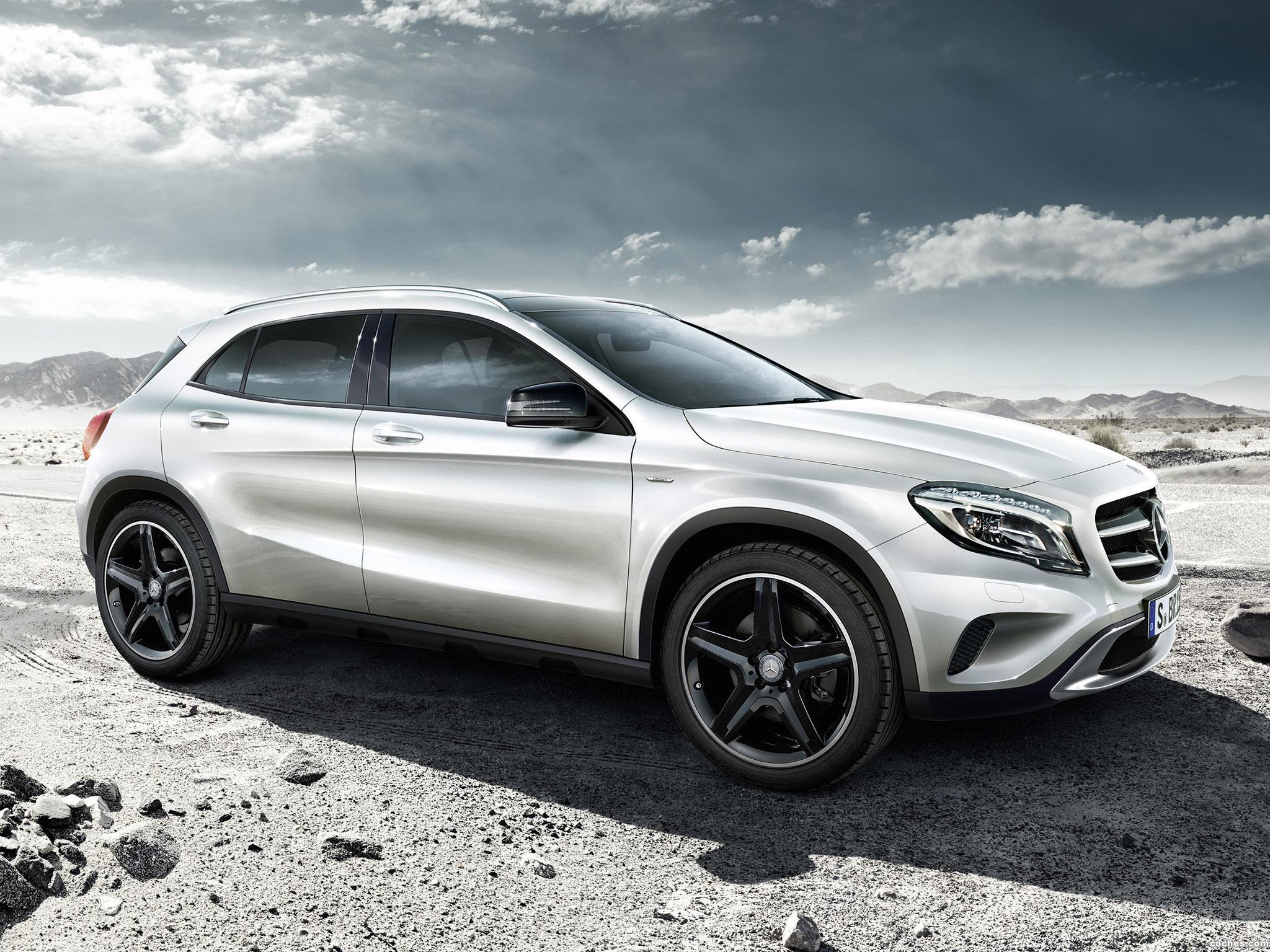 Foto 0 de Mercedes Clase GLA Edition 1 X156 2013