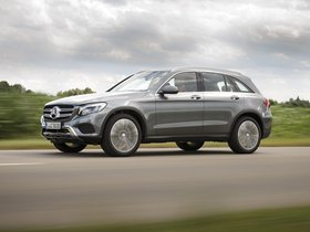 Ver foto 11 de Mercedes GLC 220 d 4MATIC Off Road X253 2015