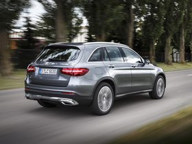 Ver foto 9 de Mercedes GLC 220 d 4MATIC Off Road X253 2015