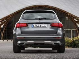 Ver foto 8 de Mercedes GLC 220 d 4MATIC Off Road X253 2015