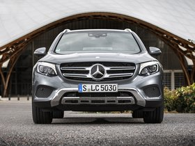 Ver foto 7 de Mercedes GLC 220 d 4MATIC Off Road X253 2015