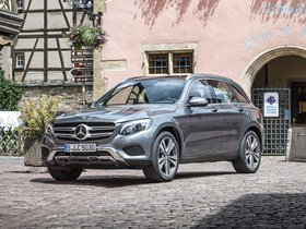 Ver foto 5 de Mercedes GLC 220 d 4MATIC Off Road X253 2015