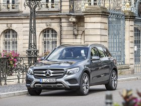 Ver foto 2 de Mercedes GLC 220 d 4MATIC Off Road X253 2015