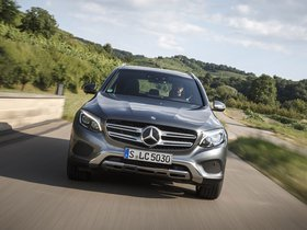 Ver foto 17 de Mercedes GLC 220 d 4MATIC Off Road X253 2015