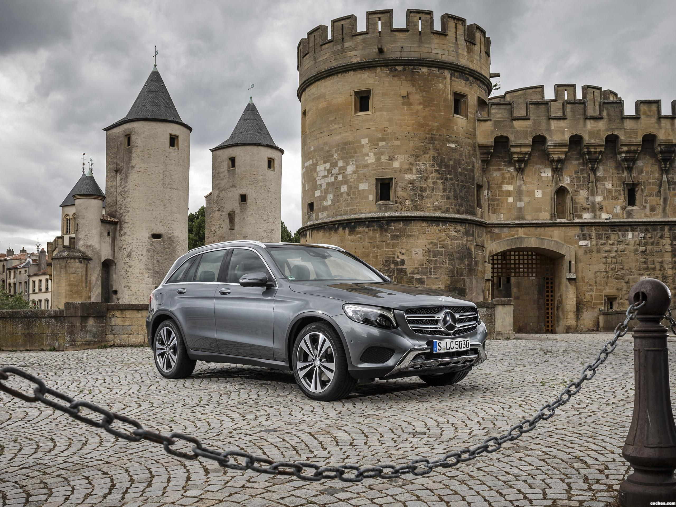 Foto 0 de Mercedes GLC 220 d 4MATIC Off Road X253 2015