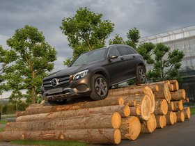 Ver foto 1 de Mercedes GLC 250 d 4MATIC X205 2015