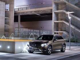 Ver foto 28 de Mercedes GLC 250 d 4MATIC X205 2015