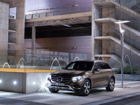 Ver foto 28 de Mercedes GLC 250 d 4MATIC X205 2015