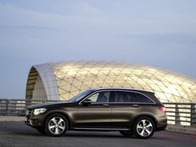 Ver foto 14 de Mercedes GLC 250 d 4MATIC X205 2015